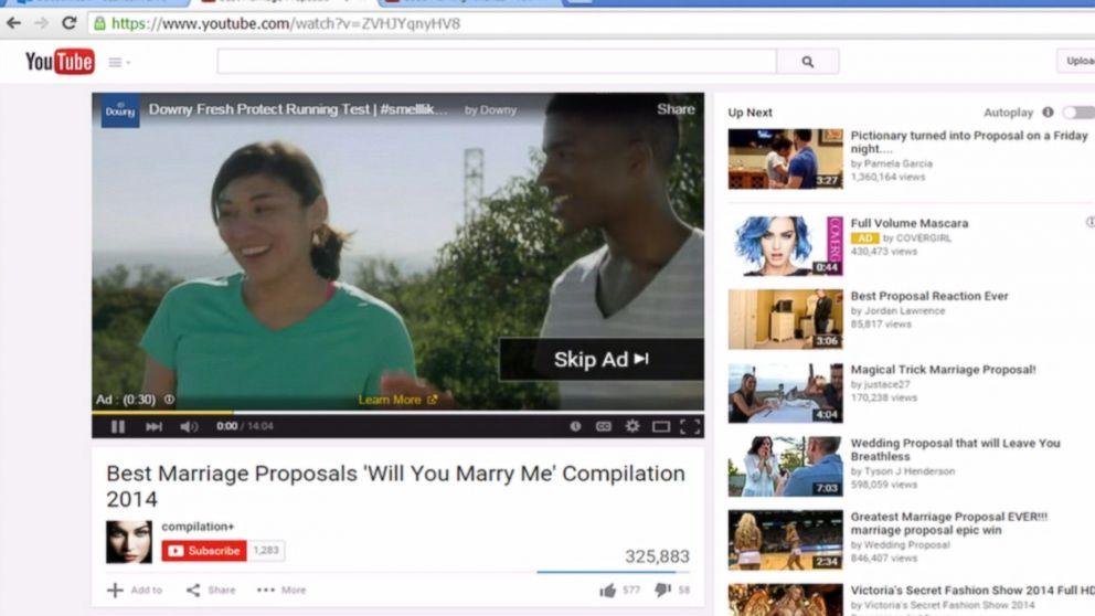 Скип бутона всъщност е приятел ан ефективната реклама в Youtube